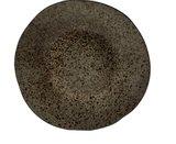 Bord rond 28,5 cm Iron Stone_