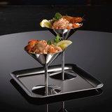 Martiniglas RVS 16 cm_