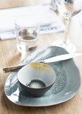 Bord ovaal met spiegel Gastro by Ron Blaauw_