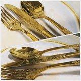Tafellepel Antique Gold _