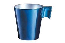 Espresso kopje 8 cl Flashy blauw