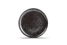Bord plat 26 cm Oxido zwart