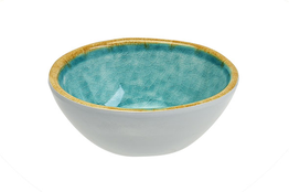 Schaal 10,9 cm Laguna Azzurro Melamine