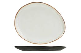 Bord ovaal 19,5 cm Plato Melamine