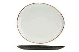 Bord ovaal 26,7 cm Plato Melamine
