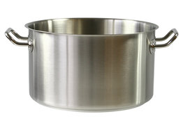 Kookpan RVS 14,5 liter - 32 cm CT PROF