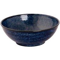 Palmer Schaal Kiryu 14 cm Blauw