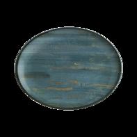 Schaal ovaal 36 x 28 cm Madera