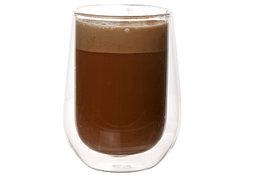 Dubbelwandig glas 6,3x10cm - Set van 2
