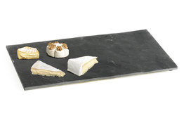 Leisteen bord 60x30 cm met nopjes