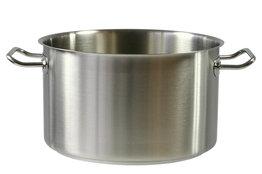Kookpan RVS 10,5 liter CT PROF