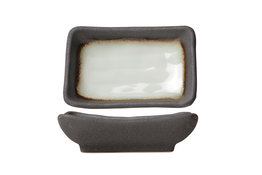 Schaal rechthoekig Stone 10,5 x 7 cm