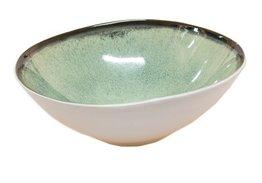 Diep bord - Schaal 18 cm Fez Green