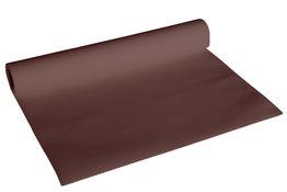 Tafelloper bruin 0,4 x 4,8 meter