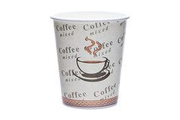 Koffiebeker 22 cl karton set 50 stuks