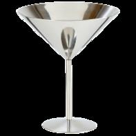 Martiniglas RVS 16 cm