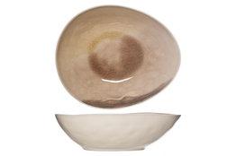 Diep bord - schaal ovaal 20,5 cm Yindi