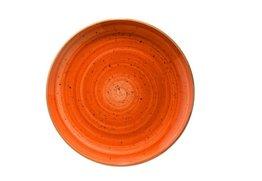 Bord 27 cm Terracotta Aura