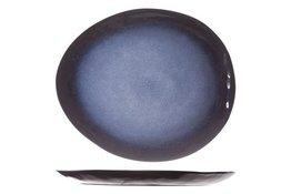 Bord 27,5 cm ovaal Sapphire