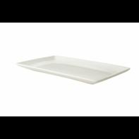 Bord rechthoekig 16 x 27 cm Lux Maastricht Porselein