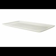 Bord rechthoekig 19 x 33,5 cm Lux Maastricht Porselein