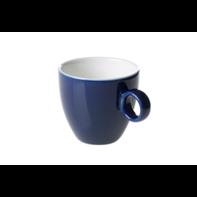 Kop 17 cl blauw Bart Maastricht Porselein
