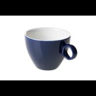 Kop 23 cl blauw Bart Maastricht Porselein