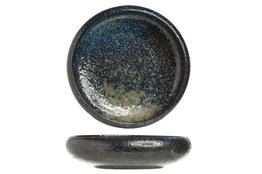 Schaal 16 cm rond Black Yoru