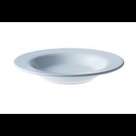 Pastabord 30,5 cm rond wit melamine