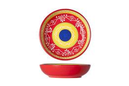 Bord 15 cm Sombrero Red