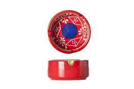 Asbak 7,5 cm Sombrero Red
