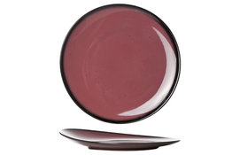 Plat bord 21 cm Vigo Indian Red
