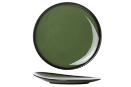 Plat bord 21 cm Vigo Emerald