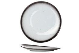 Plat bord 21 cm Vigo Shell