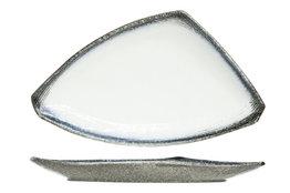 Bord driehoek 40 x 23 cm Sea Pearl