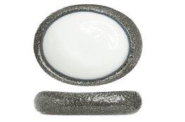 Schaal ovaal 24  x 21 cm Sea Pearl