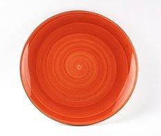 Bord 25 cm Terracotta Aura