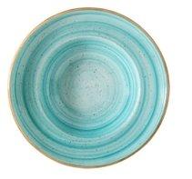 Pasta bord XL 30 cm Aqua Aura
