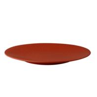 Bord 27 cm rood Rodondo Palmer