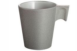 Espresso kopje 8 cl Loftstony grijs Flashy