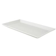 Schaal 33x18,5 cm rechthoekig White Delight Palmer
