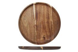 Houten bord 30 cm