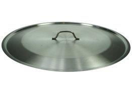 Deksel RVS 50 cm CT PROF