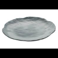 Bord 31 cm Endure Melamine grijs