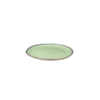 Bord 22 cm Rustique groen
