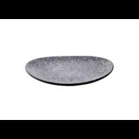 Bord ovaal 25 cm Rocks Palmer