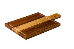 Houten serveerplank 40x23 cm Acacia