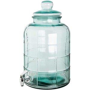 Juice dispenser Recycled met kraantje 12,5 liter