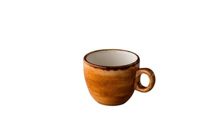 Espresso kop 8 cl oranje Jersey