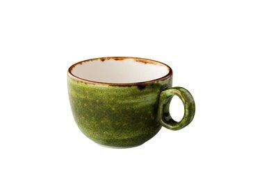 Cappuccino kop 35 cl groen Jersey
